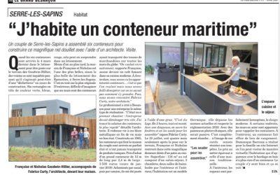 «Maison Conteneur»